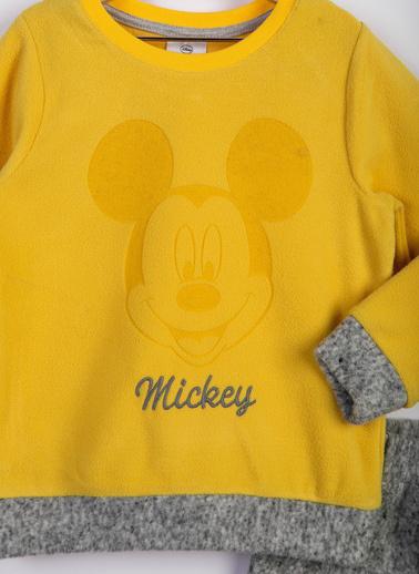 Mickey Mouse 2 li Takım Sarı